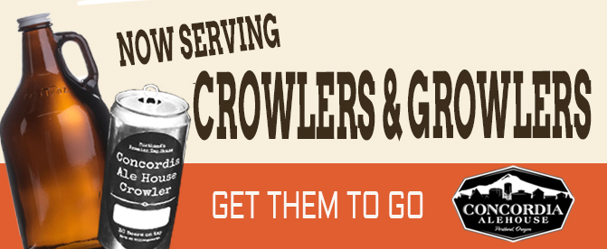crowlers and growlers