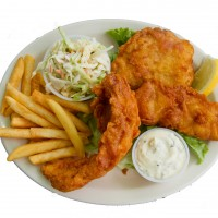 Friday Fish & Chips Special