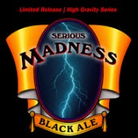 Mad River Serious Madness Black Ale