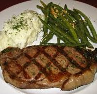 Alehouse Steak Dinner Special Every Saturday Night from 5-10 PM